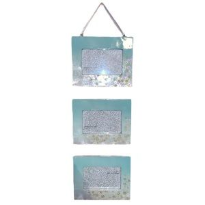 Urban Outfitters Floral Hanging Picture Frames